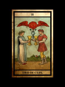 カップ(聖杯)の2