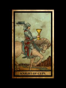 カップ(聖杯)のナイト(騎士)