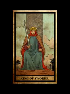 ソード(剣)のキング(王)