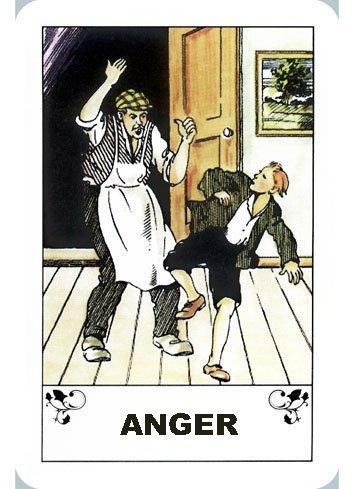 anger - 怒り