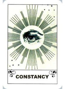 constancy - 恒久性