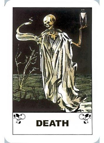 death - 死