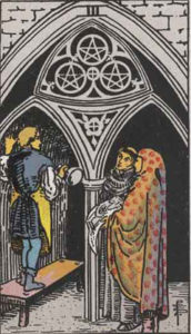 ペンタクルス(金貨)の3
