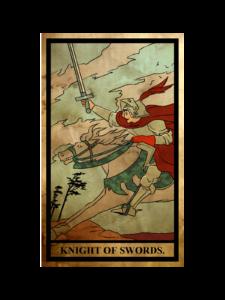 ソード(剣)のナイト(騎士)