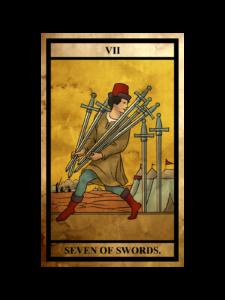 ソード(剣)の7
