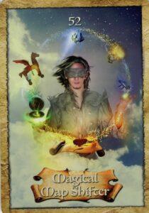 52. Magical Map Shifter